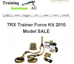 Training Solutions Australia logo