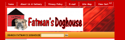 Fatman's Doghouse logo