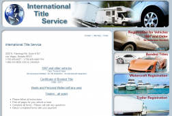International Title Service  logo