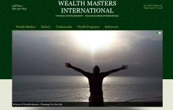 Wealth Masters International logo