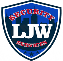 LJW Security Services & Training logo