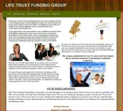 Life Trust Funding Group logo