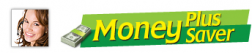 Money Plus Saver logo