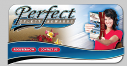 Perfect Select Rewards logo