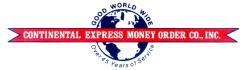Continental Express Money Order Company logo